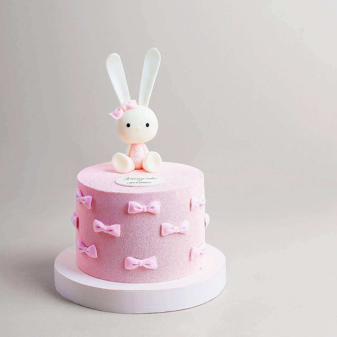фото тортика с зайцем уникальные